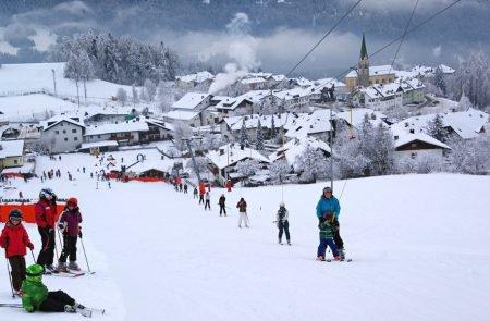 Weiße Ski- und Wanderwochen im Januar