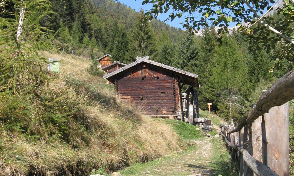 Mühlenweg (Sentiero dei Mulini)