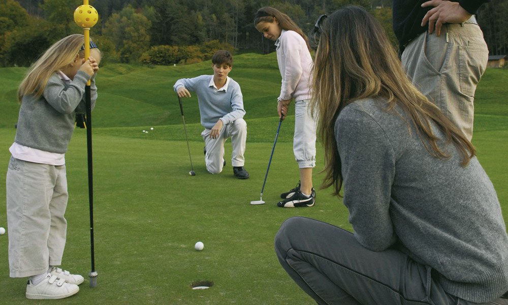 Golf holidays in South Tyrol for sophisticated vacationers
