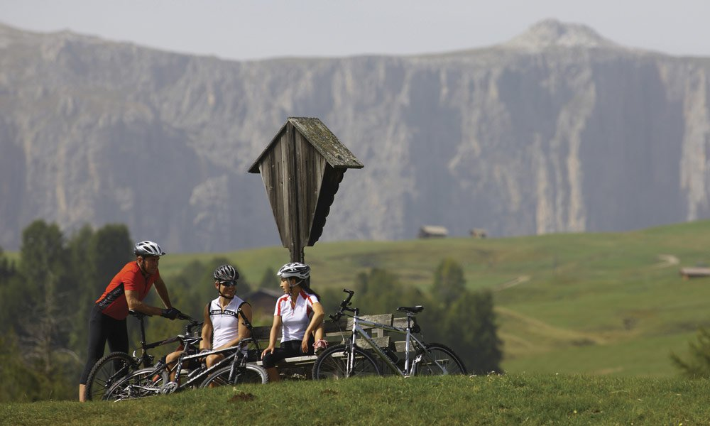 Tips for bicycle and mountain bike tours through the Pusteria Valley