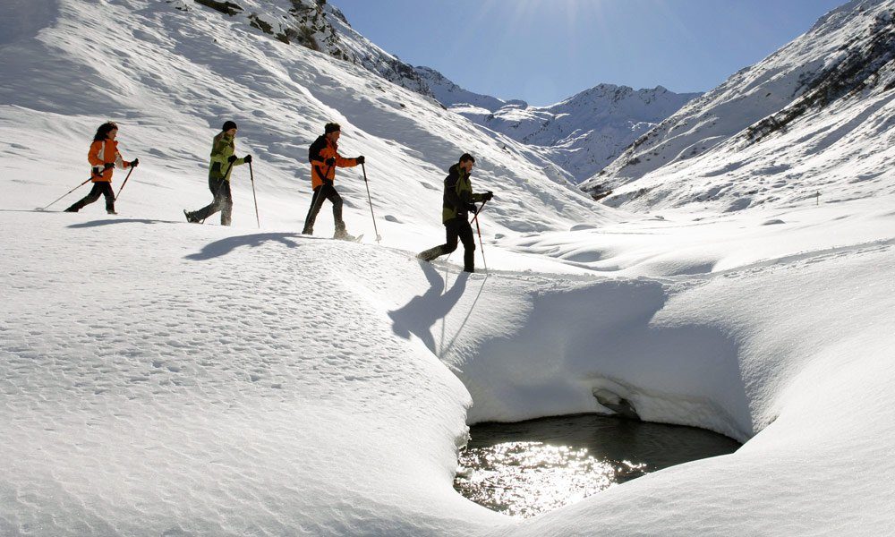Ski tours in the holiday region Plan de Corones