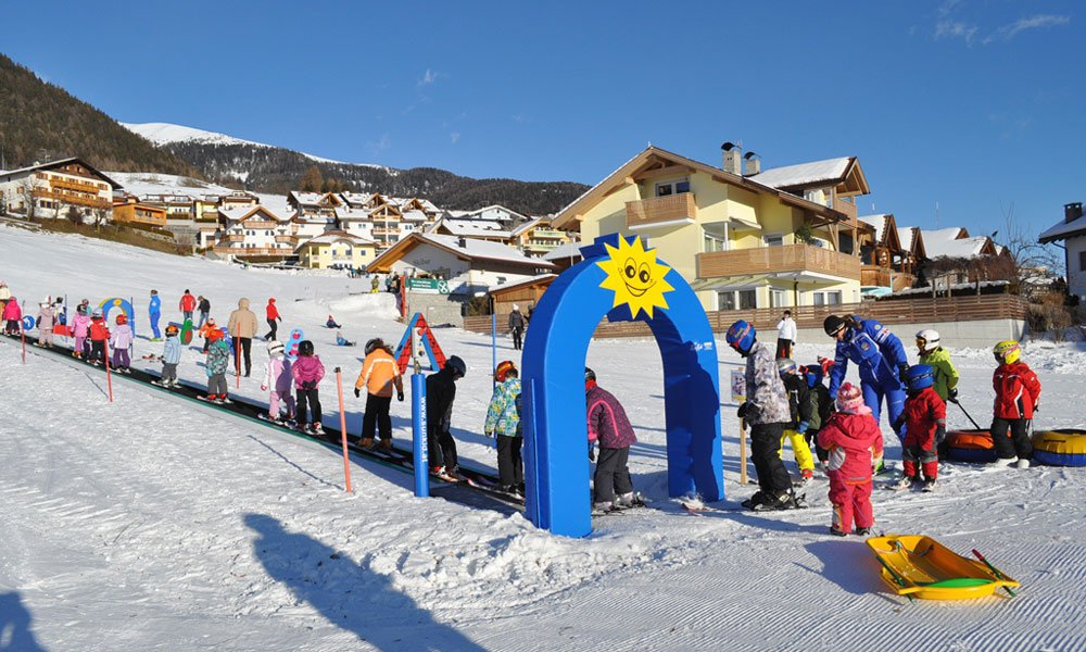 The Hotel Waldrast is your ski hotel at Plan de Corones