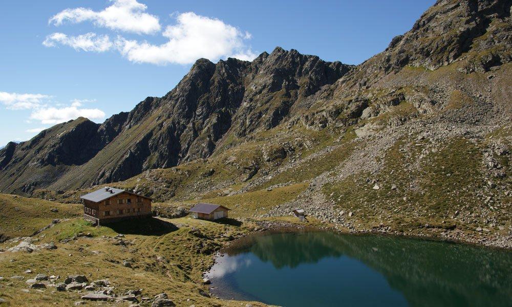 Terento – Winnebachtal - Rifugio Lago di pausa - Alpe di maso