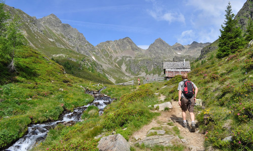 Itinerario naturale & culturale Terento – Pino - Marga