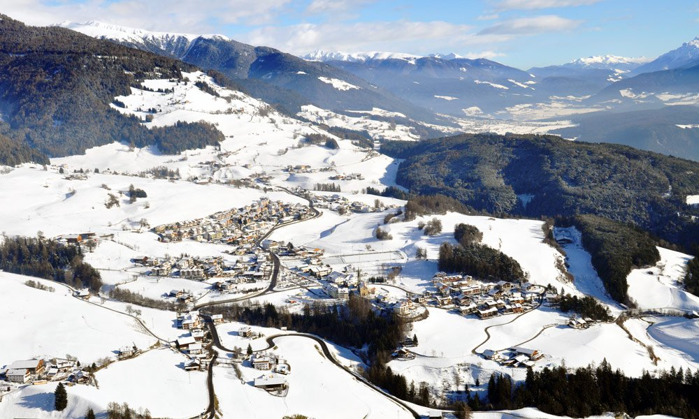 Winter vacation in the Pusteria Valley: a paradise for snow lovers