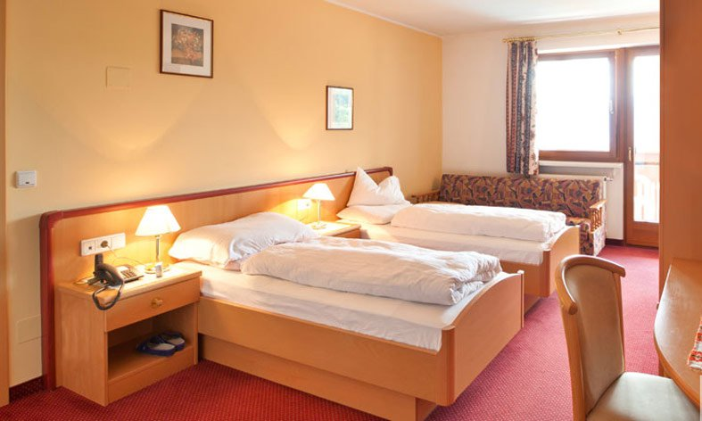 "Double room ""Alpenblick"""
