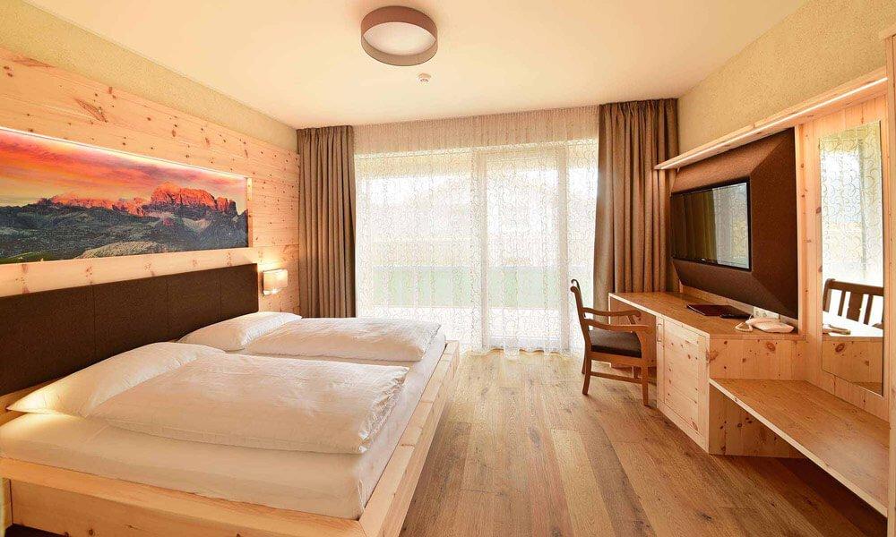 Ihr Zimmer im Hotel Waldrast